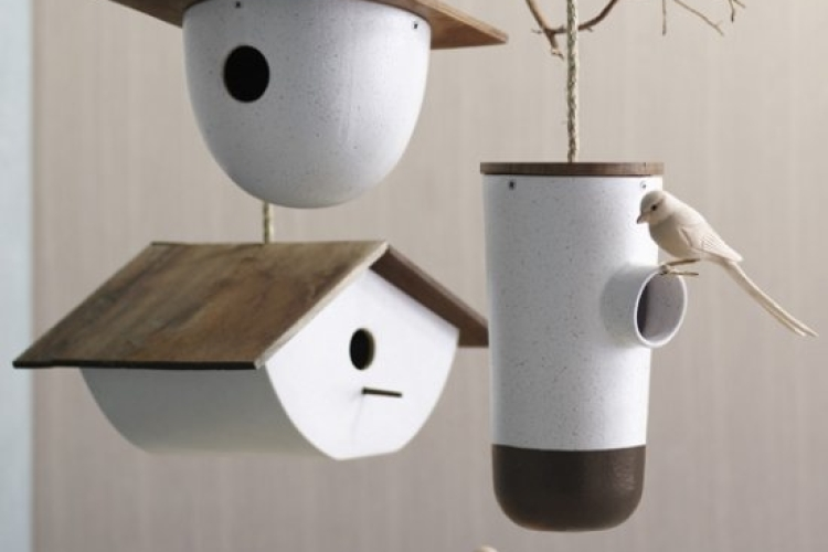 Bodega Birdhouse by Roost
