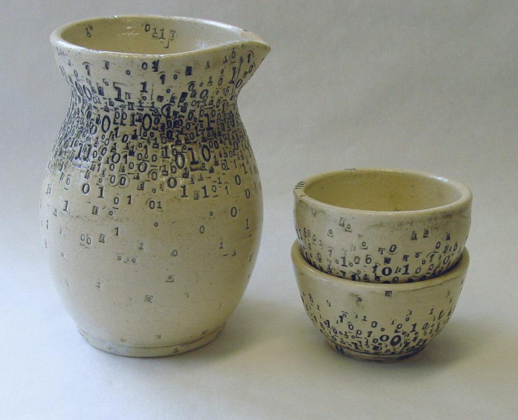 Binary Sake Set by Inaeent