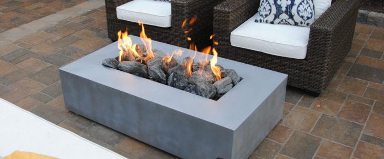 Metal Fire Pit by Elemental Art House [buy]