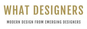 What Designers whatdesigners logo