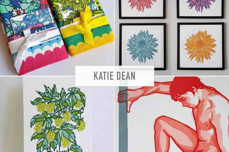 Katie Dean | Printmaker & Designer
