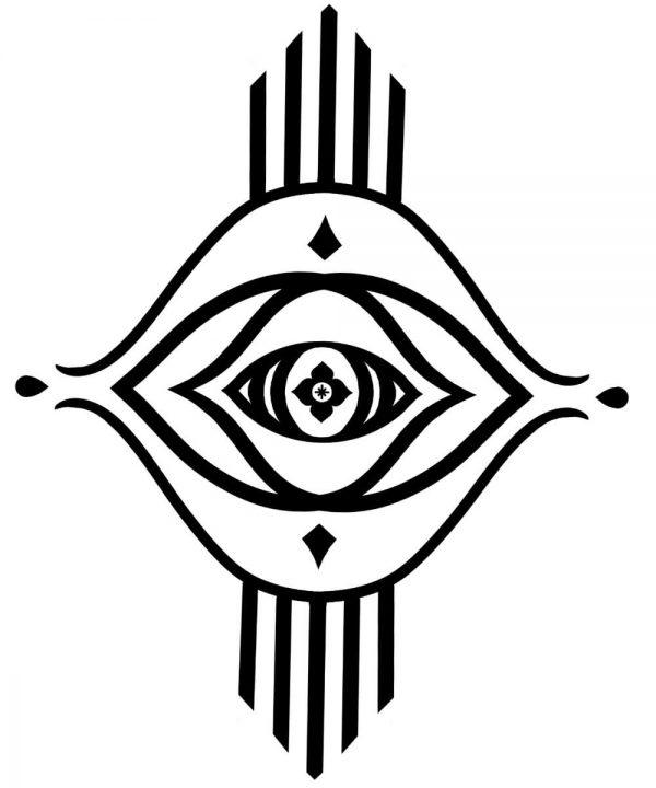 Eyela All Seeing Eye Art Mindfulness Meditation