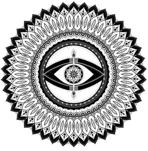 Seer Mandala Art