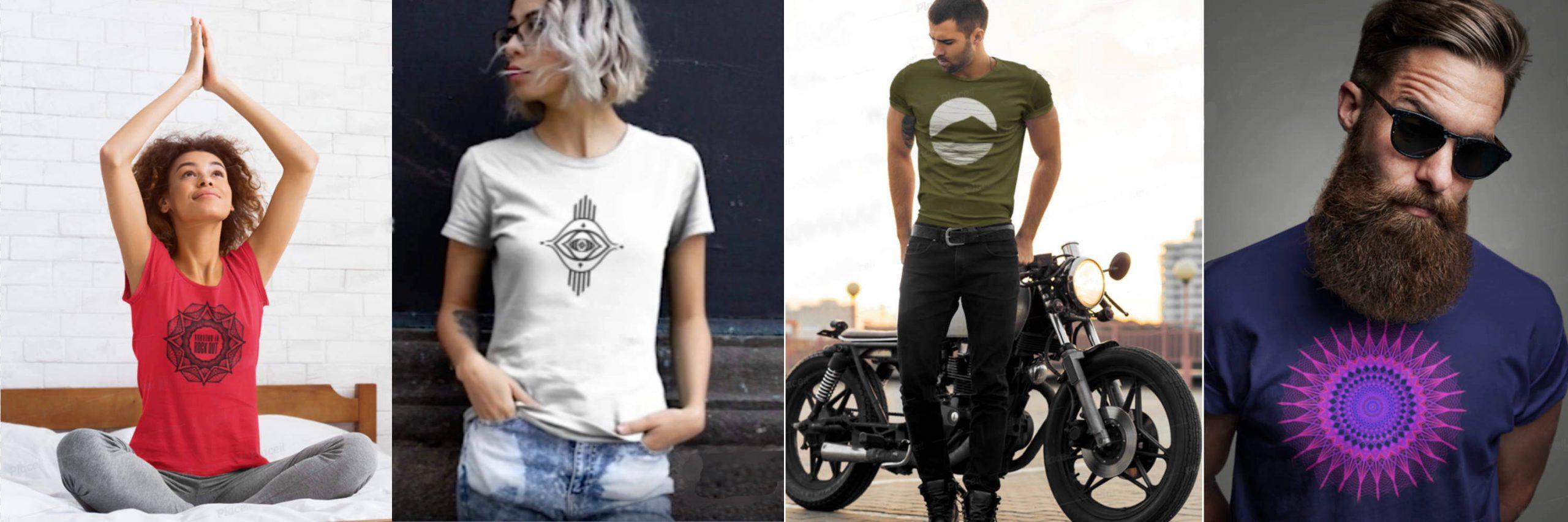 Universe All Mandala Art designs tshirts yoga tops men tee women unisex