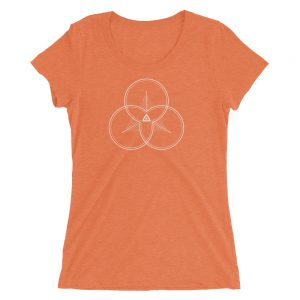 Triya Mandala Tee Womens Yoga top