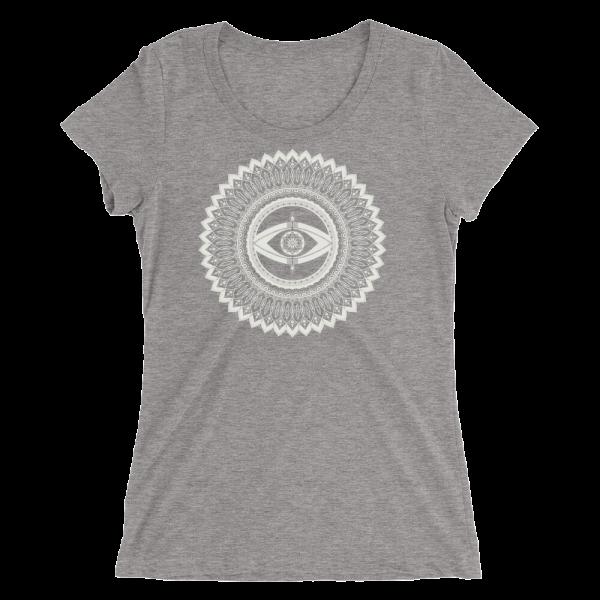 Seer Mandala Tshirt Yoga Top