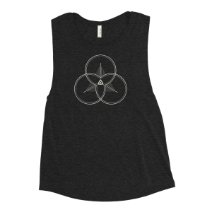Triya Mandala Muscle Tank Yoga top