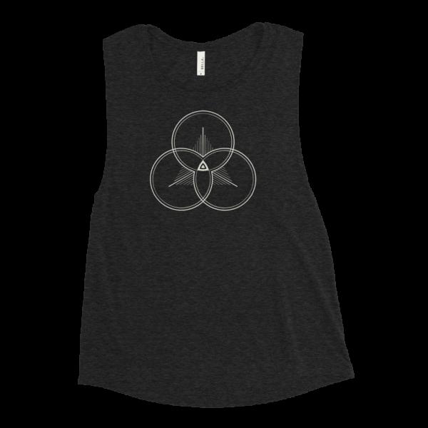 Triya Mandala Muscle Tank Yoga top